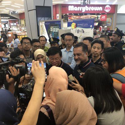 Majlis Perasmian Expo Perumahan Mampu Milik